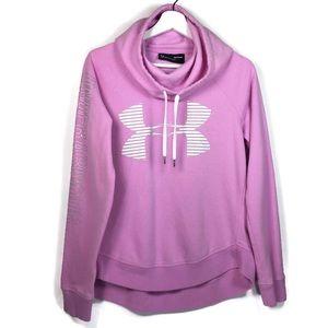 Under Armour pullover cowl sweatshirt hoodie